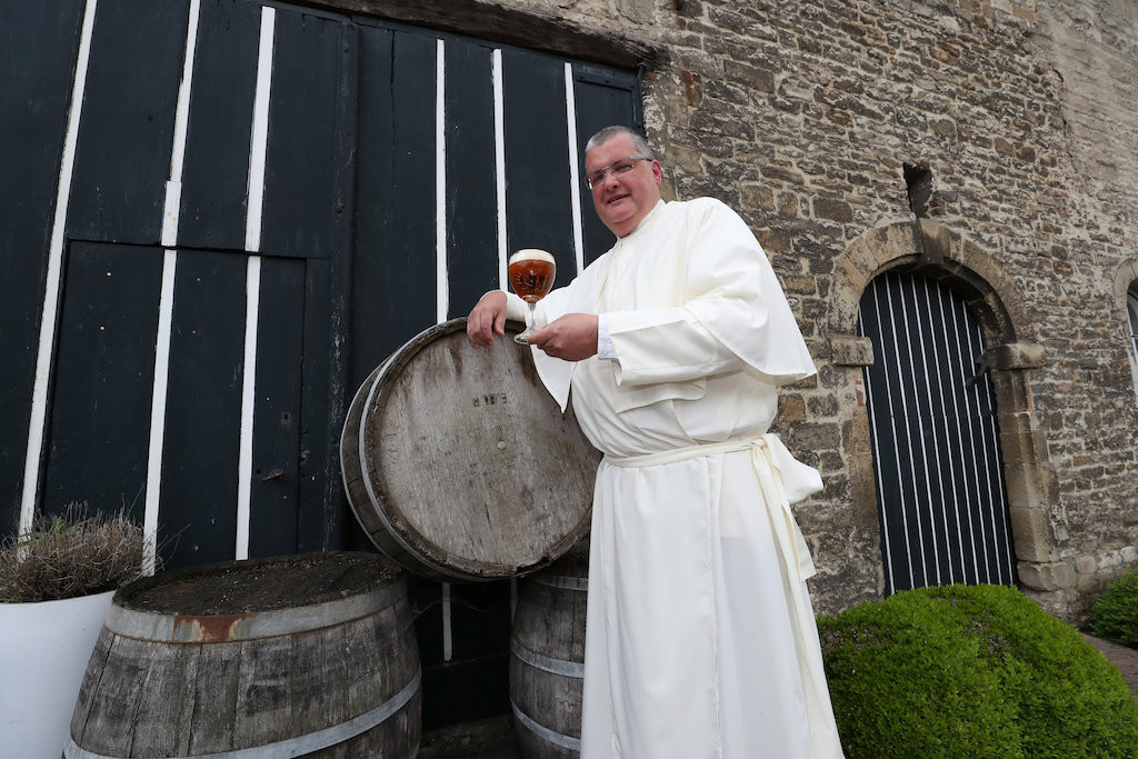 Belgian monks resurrect brewery after two century break