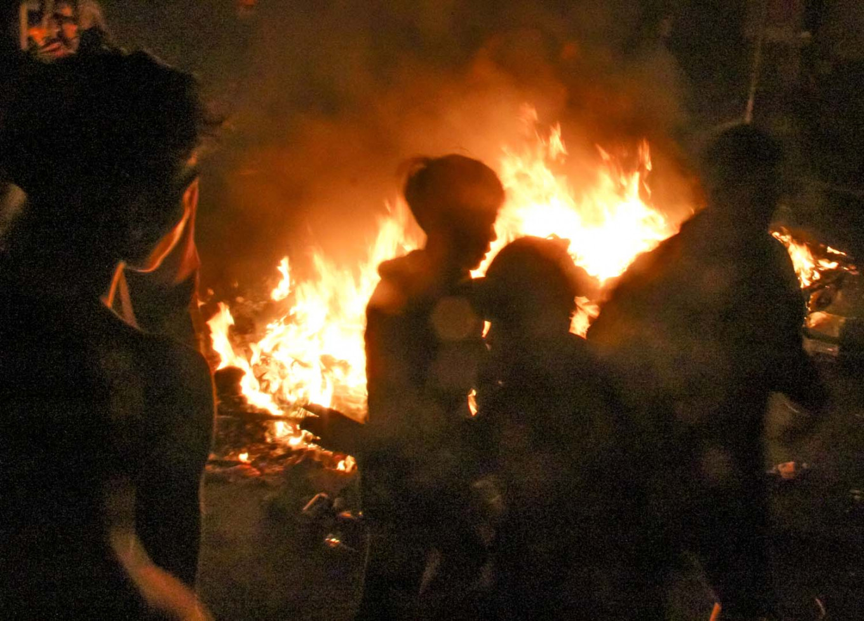 Post-election unrest grips Jakarta