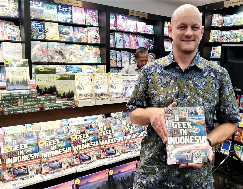 'A Geek in Indonesia': Tim Hannigan's alternative guide