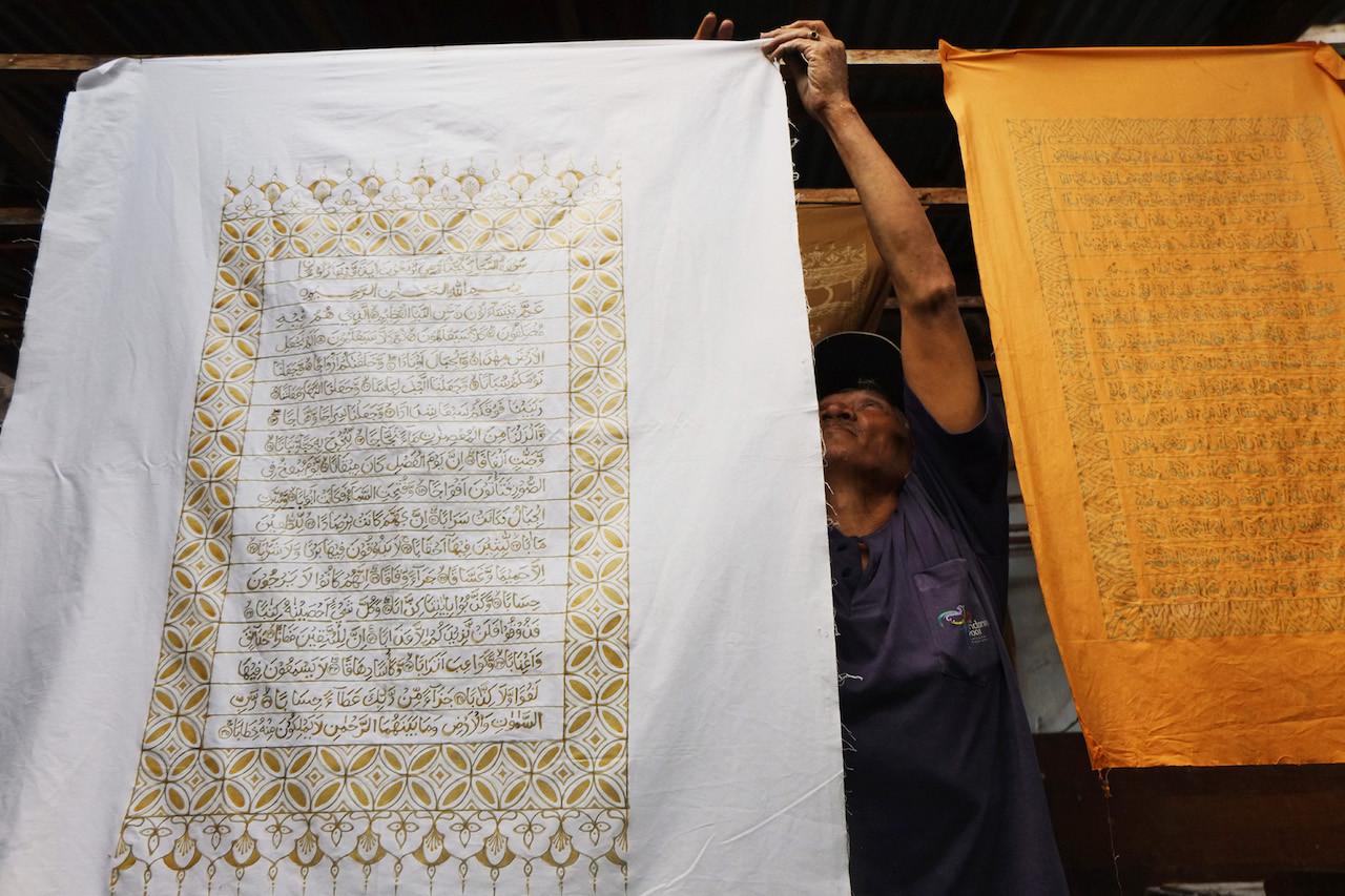 Millennials in command of Laweyan's Ramadan Village