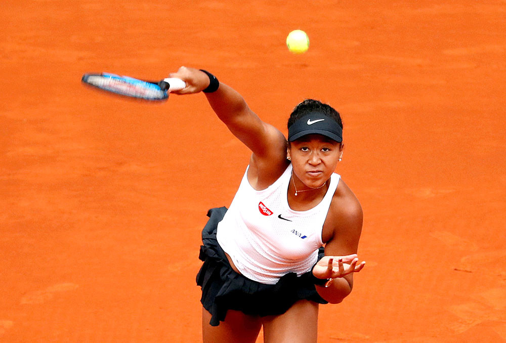 Naomi Osaka pulls out of tournament to protest racial injustice