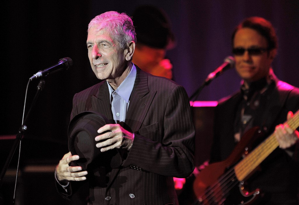 Leonard Cohen's 'So Long, Marianne' love letters up for auction