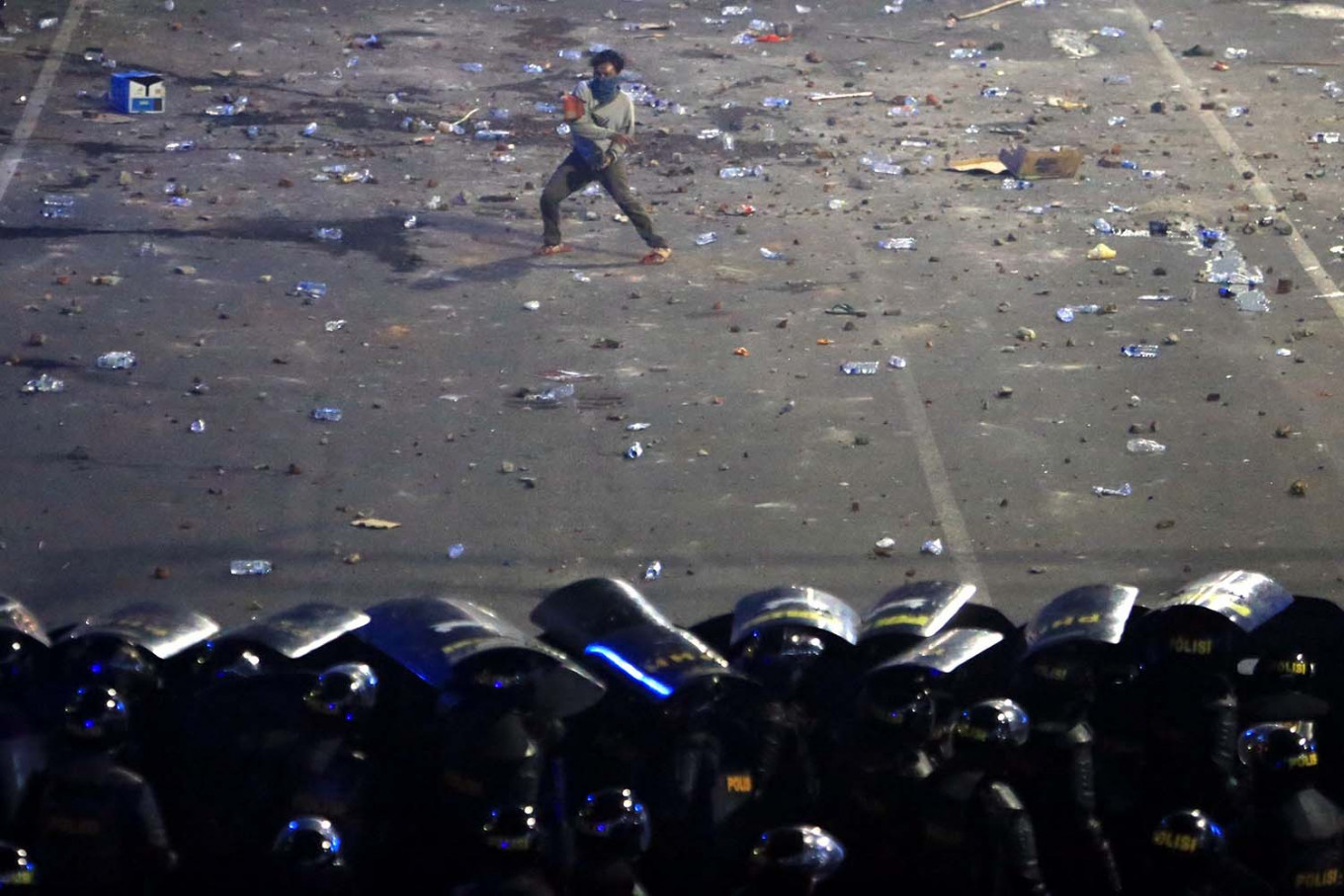 Trials kick off for hundreds of alleged May 22 rioters