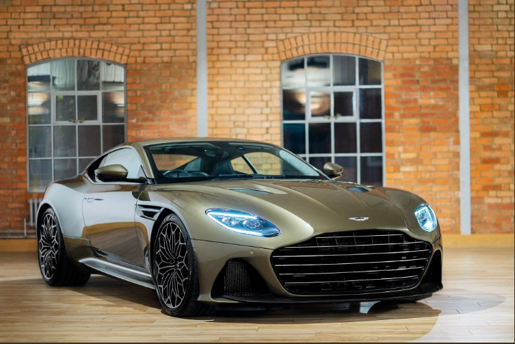 Aston Martin Pays Tribute To James Bond With Special Edition Dbs Superleggera Lifestyle The Jakarta Post