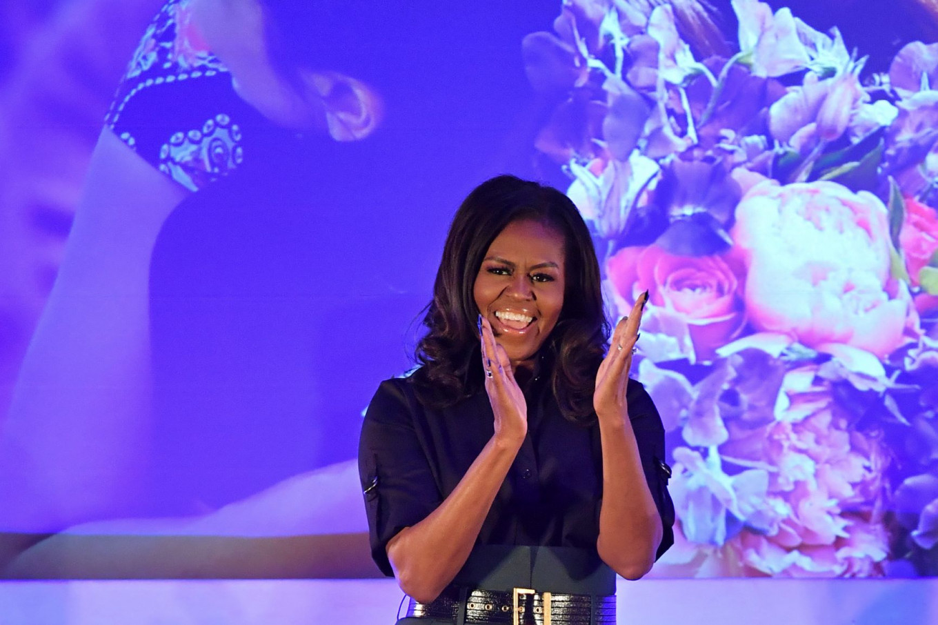 Michelle Obama's 'Becoming', a story of perseverance and strength