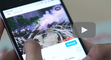 Jakarta riot: Government temporarily limits access to social media, messaging ap...