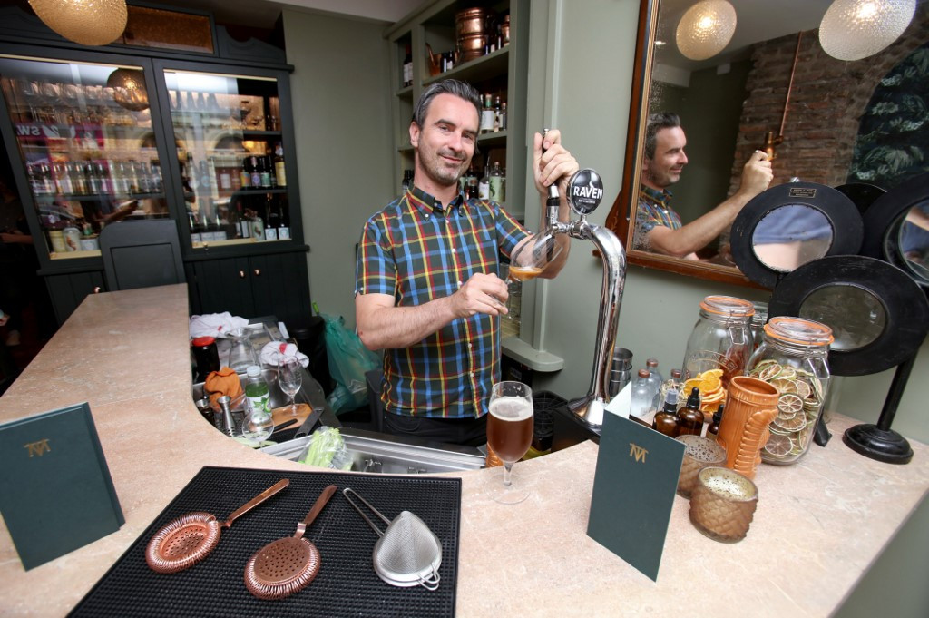 In the land of stout and spirits, Ireland's first 'dry pub'