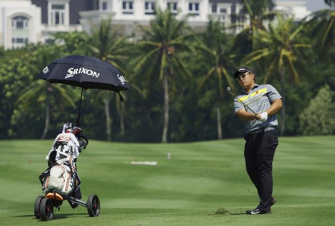 16-year-old Indonesian golfer Kentaro wins 2019 Junior World