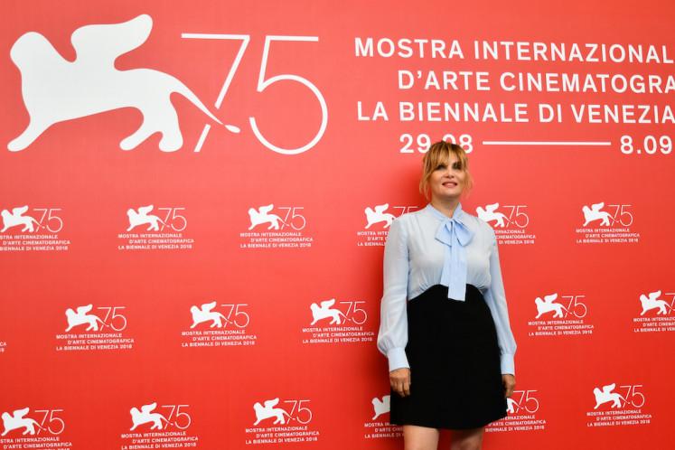 Polanski's wife hits out at Tarantino over Sharon Tate