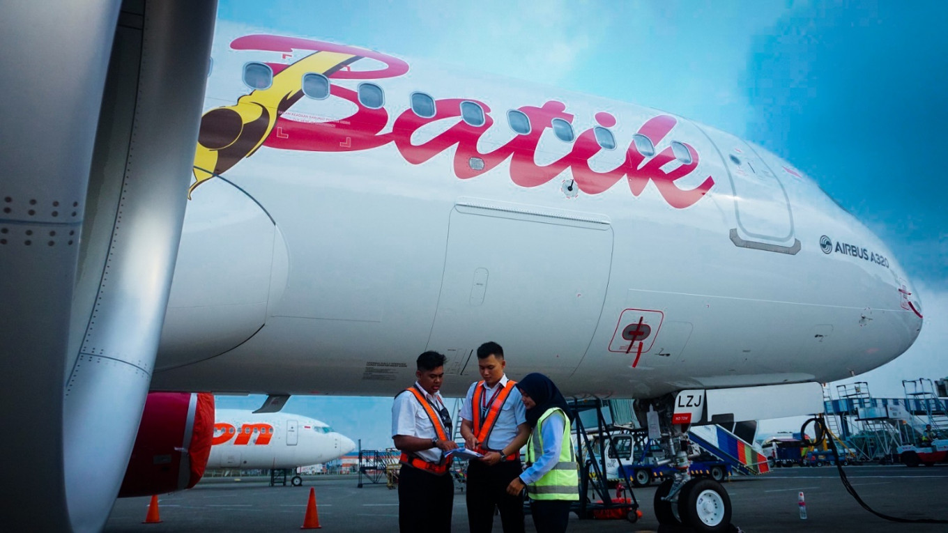 Batik Air to launch direct flight from Jakarta to Penang