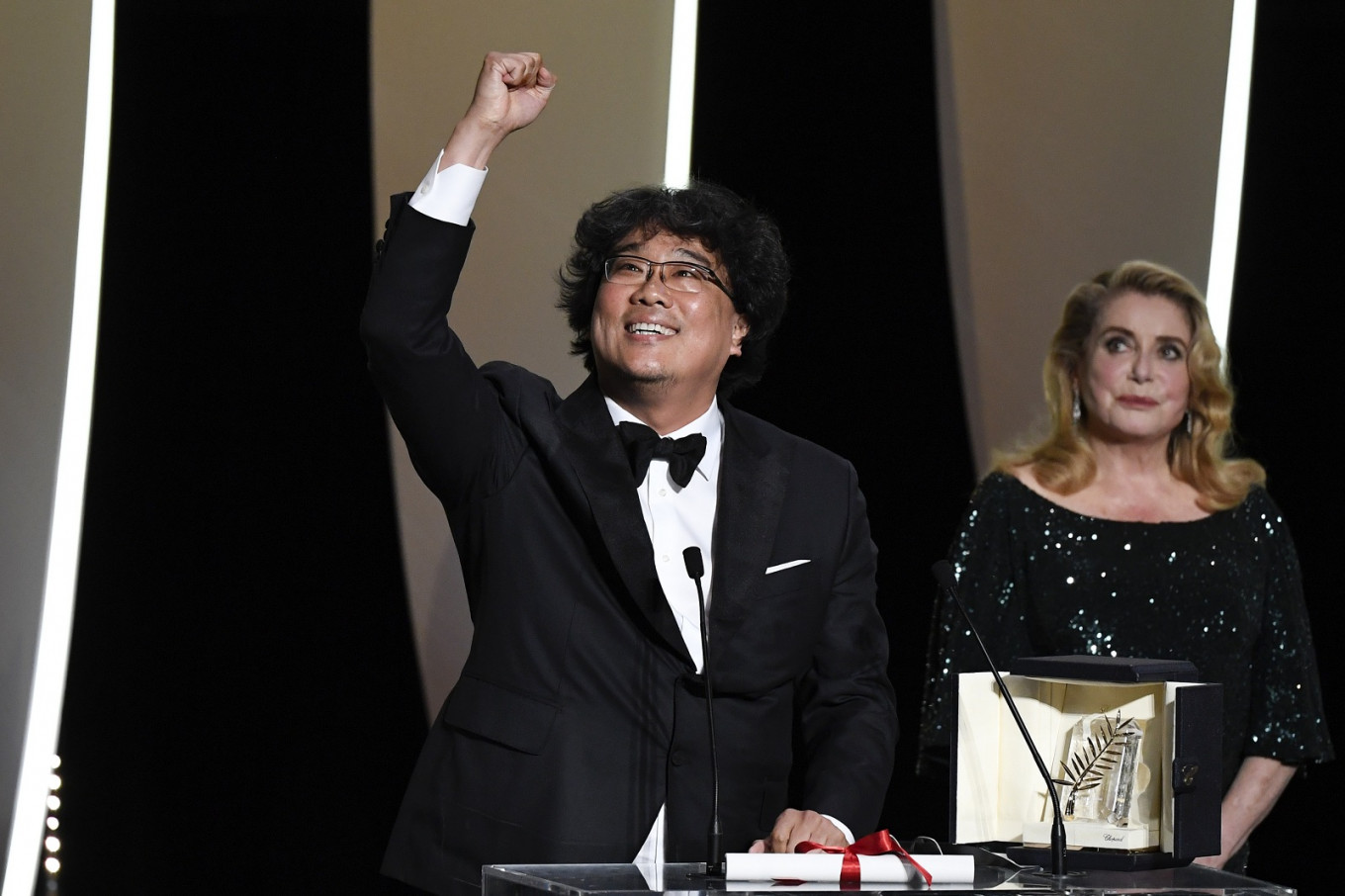 An Oscar for Parasite? The global rise of South Korean film