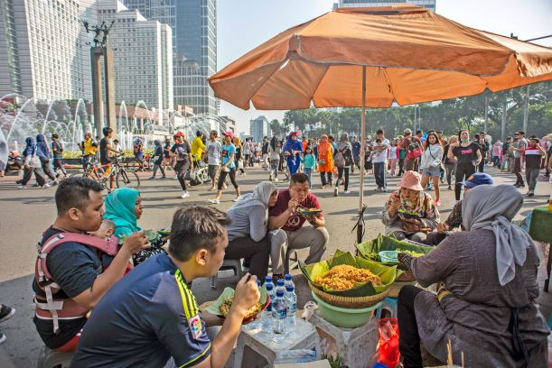 More than public space, Car Free Day serves as arena to voice political dissent