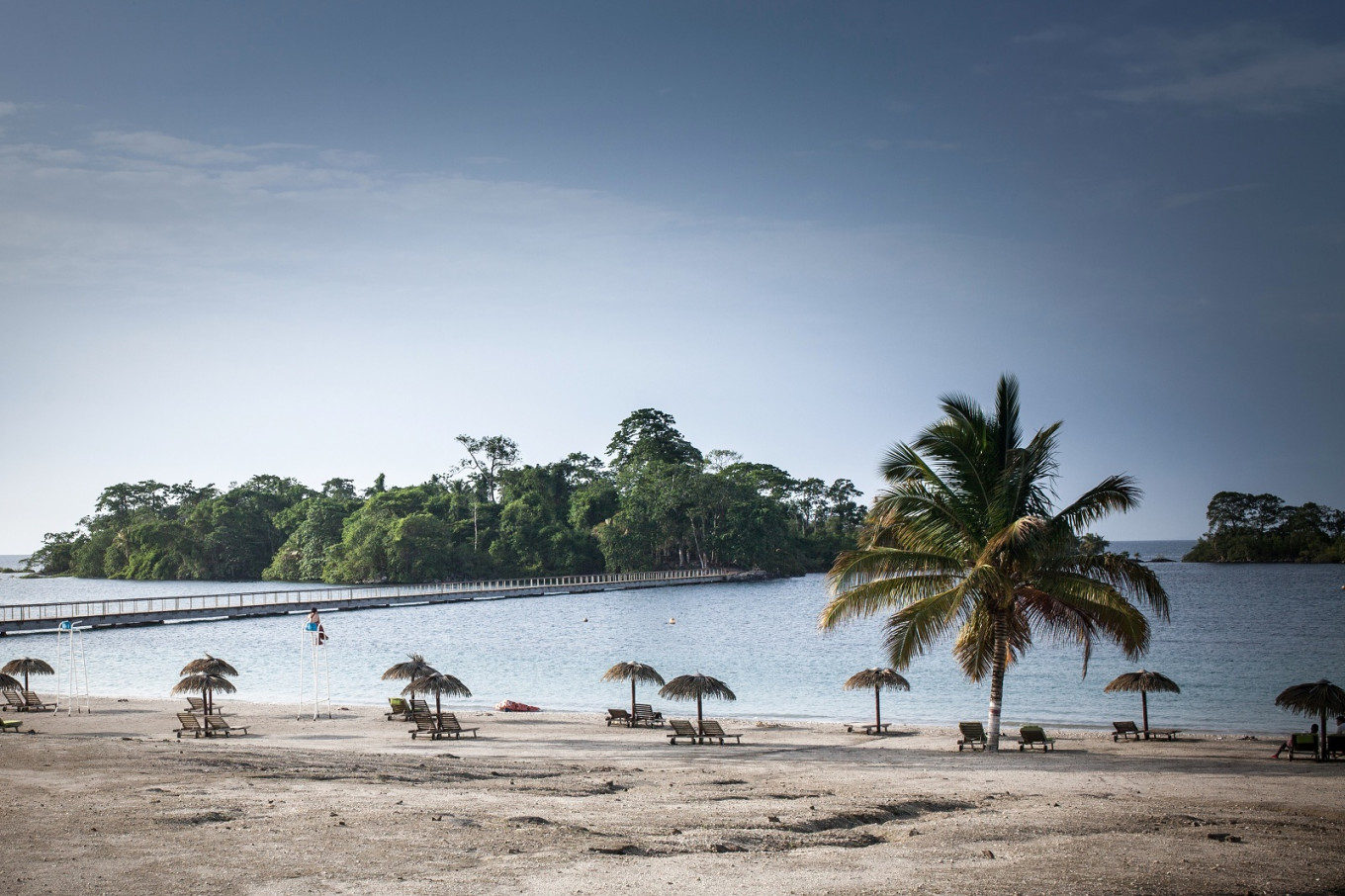Equatorial Guinea struggles for place in world tourism