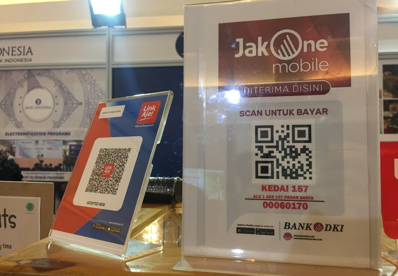 Bank Indonesia launches national standard QR code