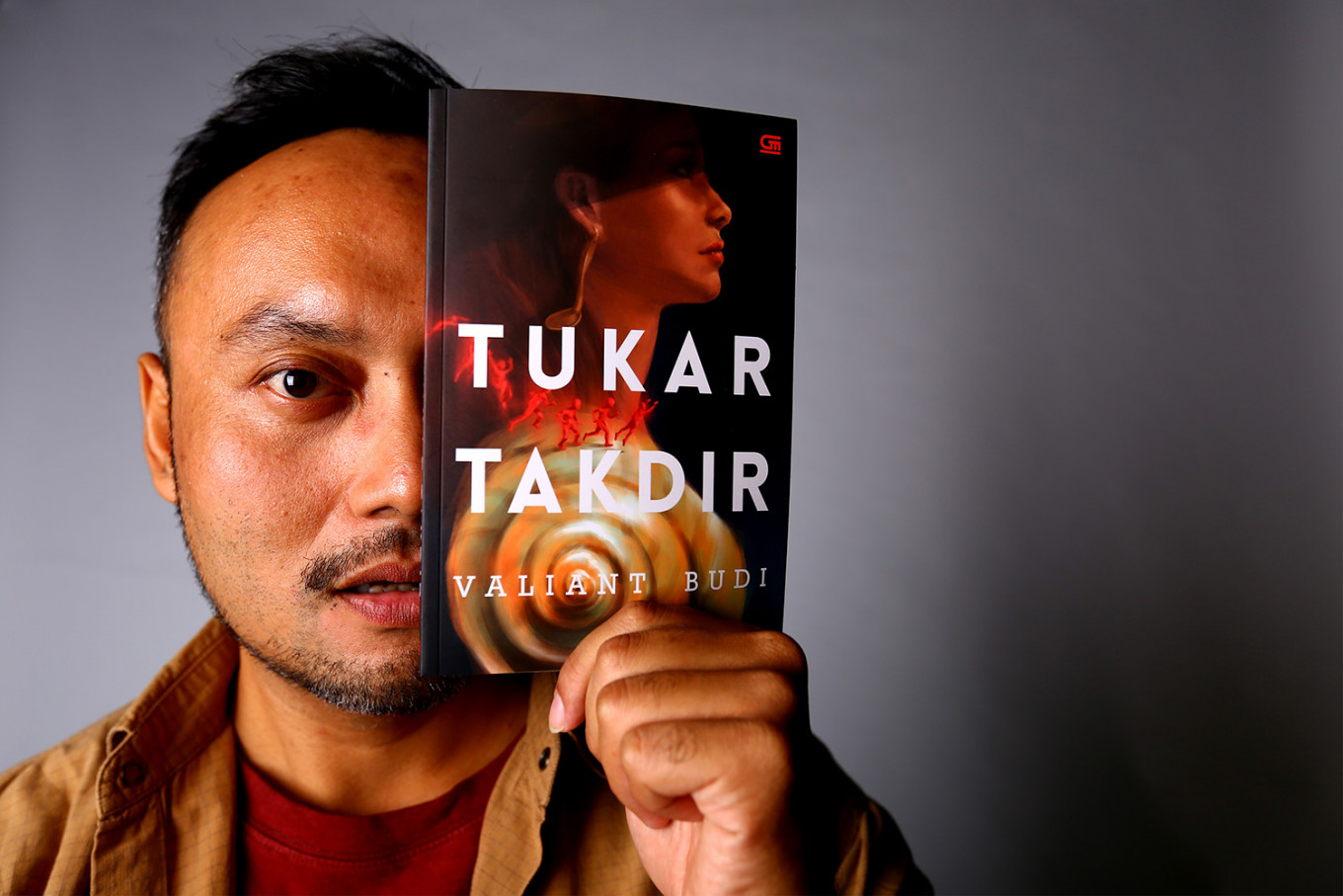 A twist of fate: Valiant Budi on 'Tukar Takdir', writing and life