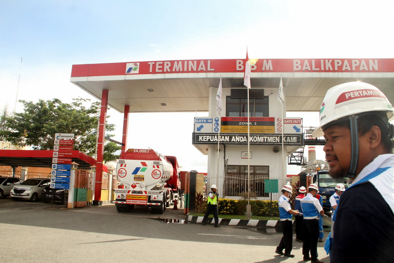 Govt owes Pertamina Rp96.5t for three years of fuel subsidies
