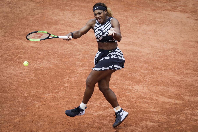'Mother, champion, queen, goddess': Serena unveils new Roland Garros outfit