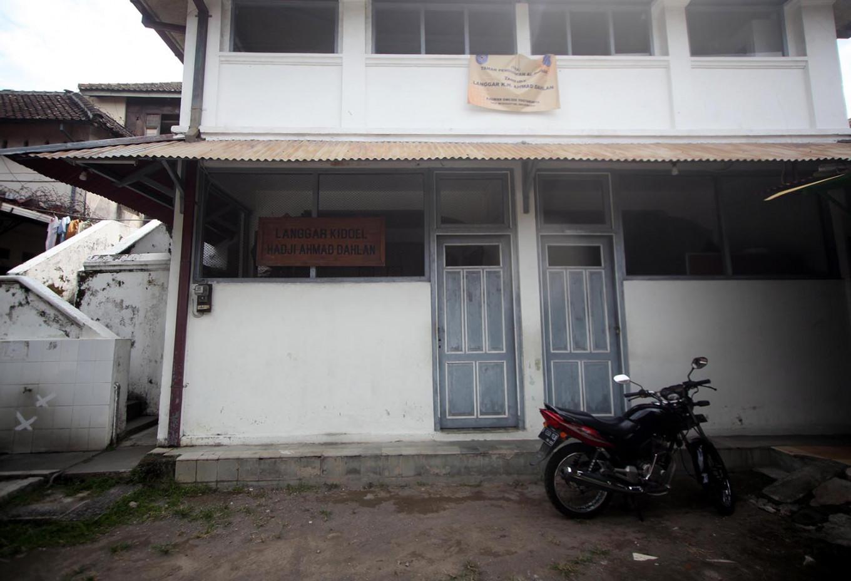 The Langgar Kidul (south prayer room) was built by Ahmad Dahlan. JP/Boy T. Harjanto