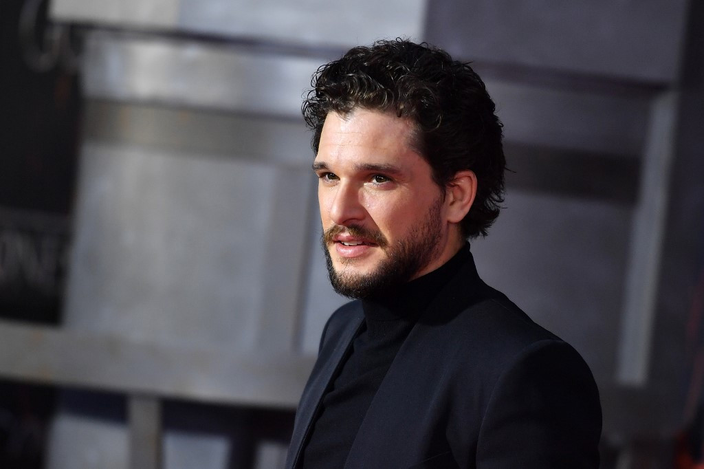 Kit Harington joins cast of Marvel's 'The Eternals'