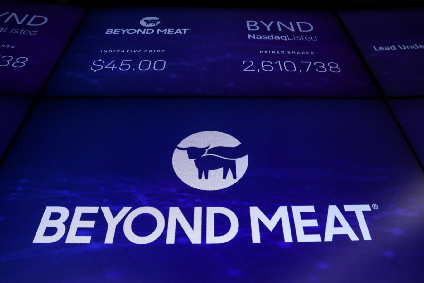 Beyond Meat signs long-term agreements with McDonald's, KFC