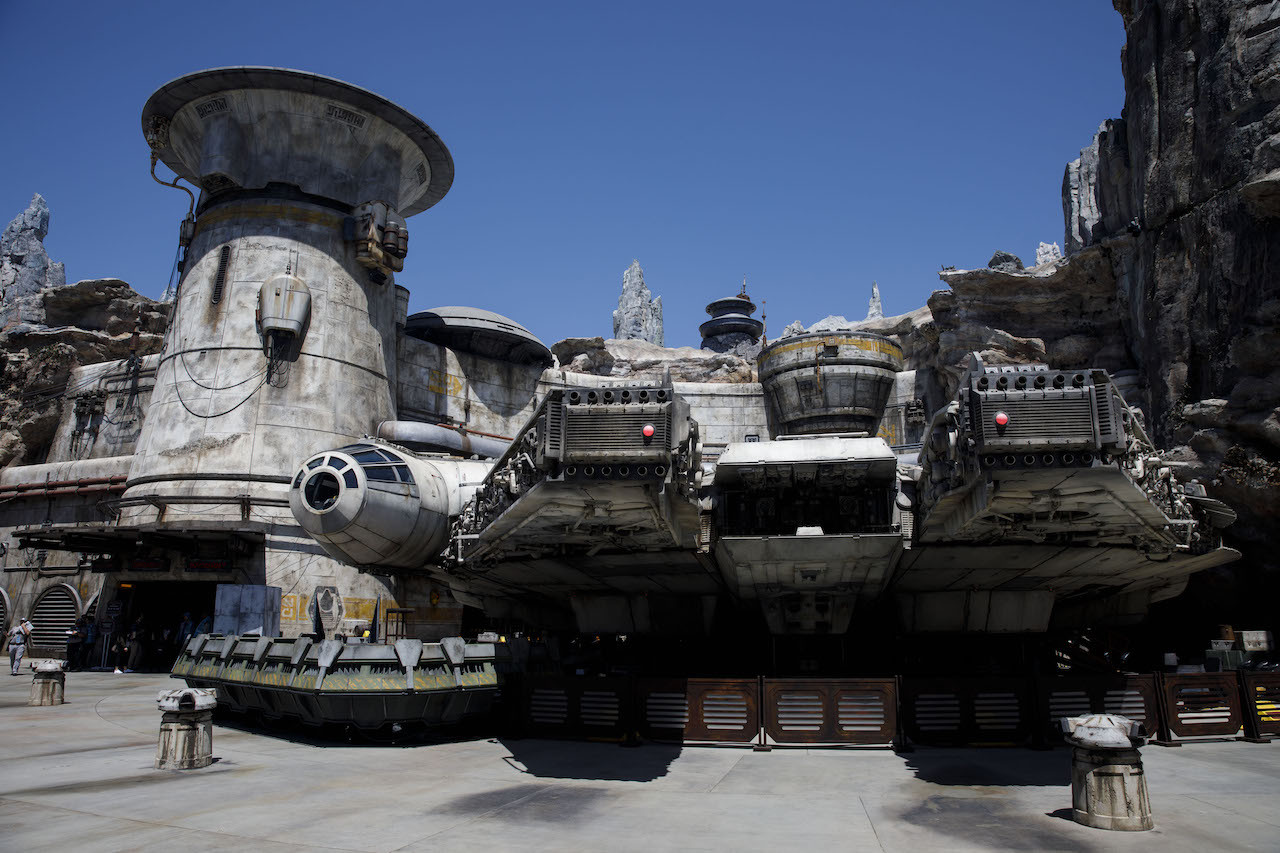 Star Wars attractions among the year's best in theme park experiences