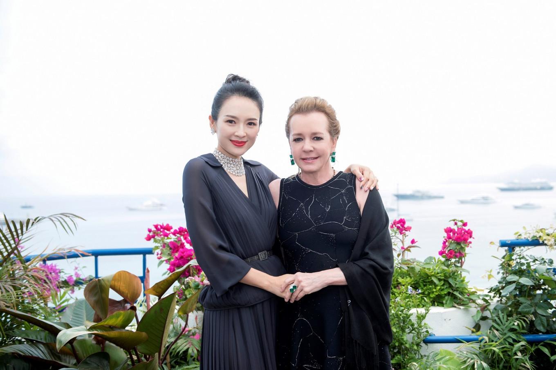 Zhang Ziyi named Chopard global ambassador