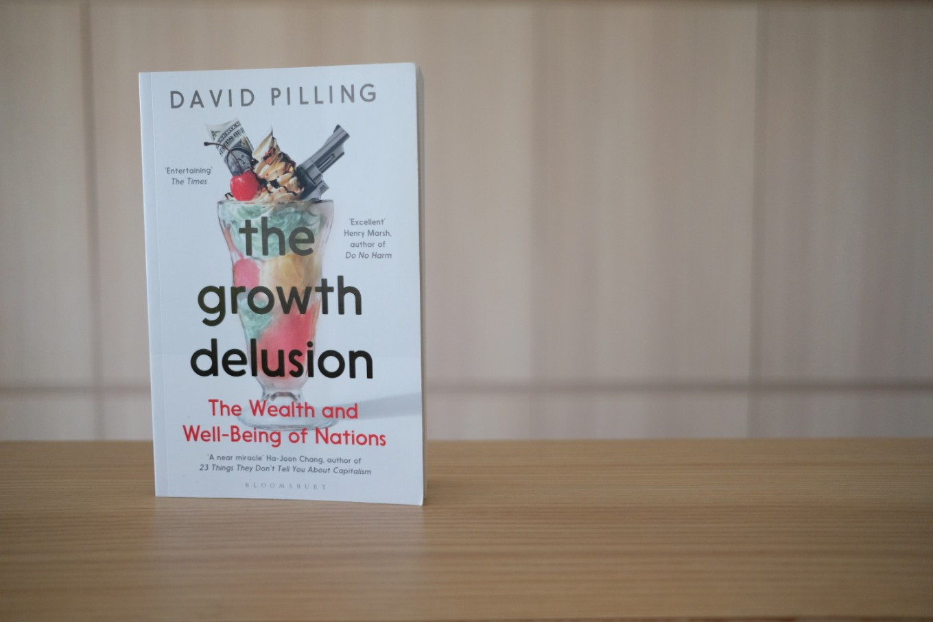 'The Growth Delusion' unveils what we talk about when we talk about the economy