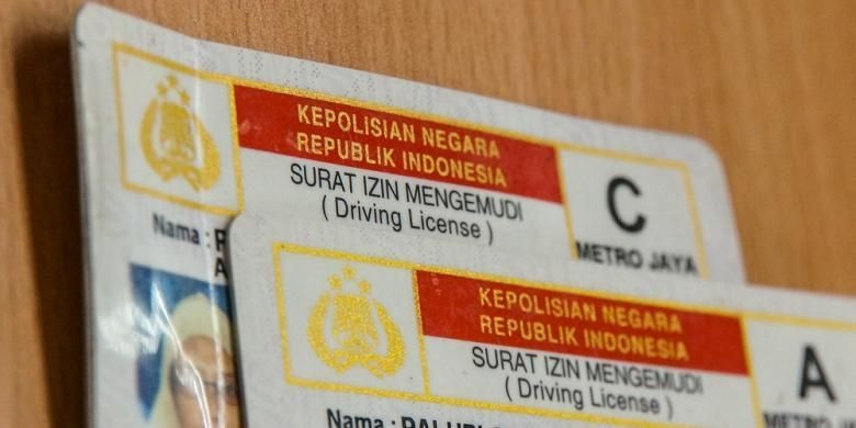 National Police open online application for international driver's license