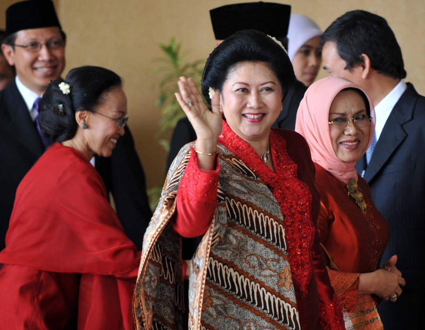 Biologists honor late first lady Ani Yudhoyono with Biodiversity Award