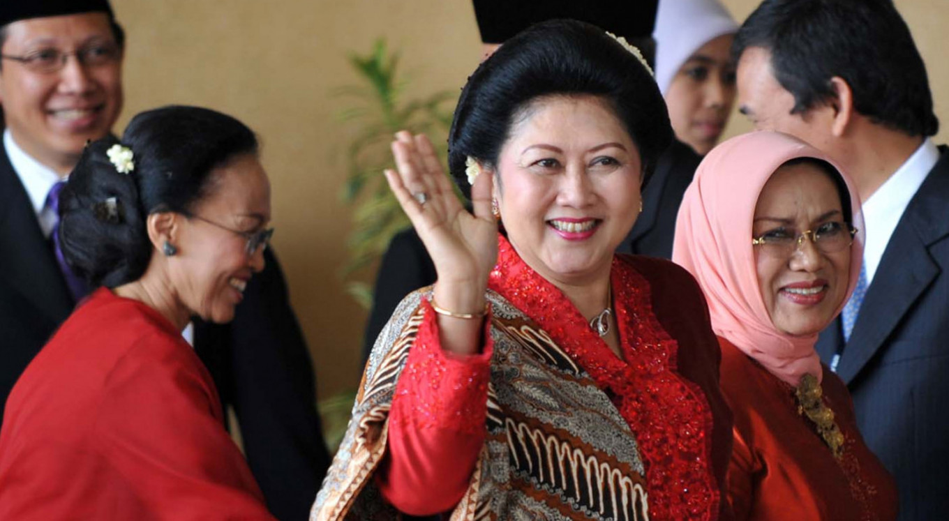 Former first lady Ani Yudhoyono passes away at 67