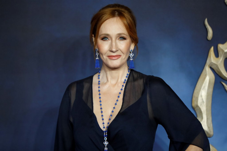 'Harry Potter' author J.K Rowling says fully recovered from likely coronavirus
