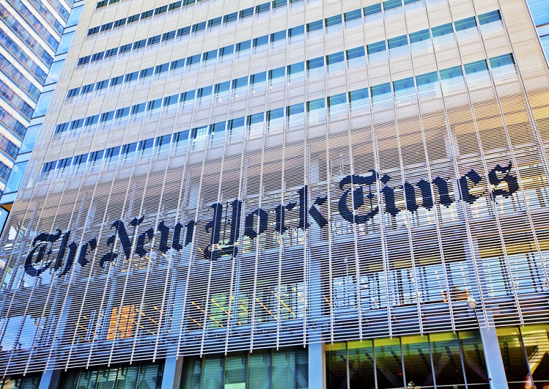 China revokes press credentials for US reporters from NYT, WSJ