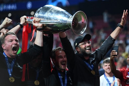Klopp hails 'best night' of his life after ending final hex