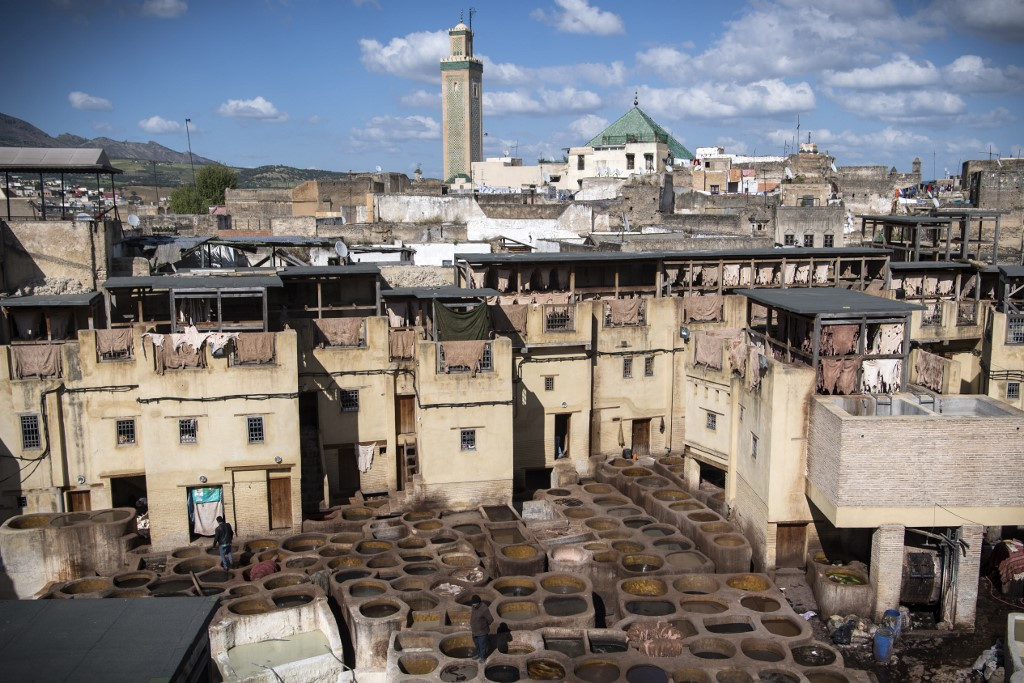 Facelift helps Morocco's Old City of Fez lure tourists