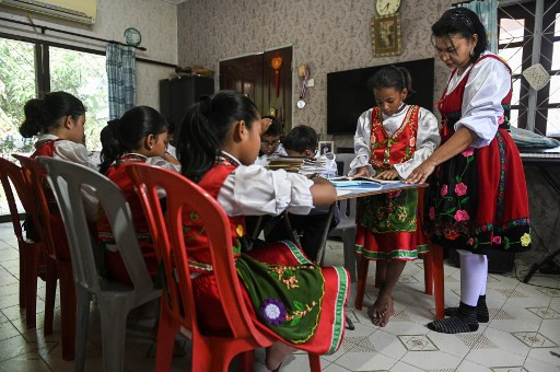Malaysia fights to save centuries-old creole