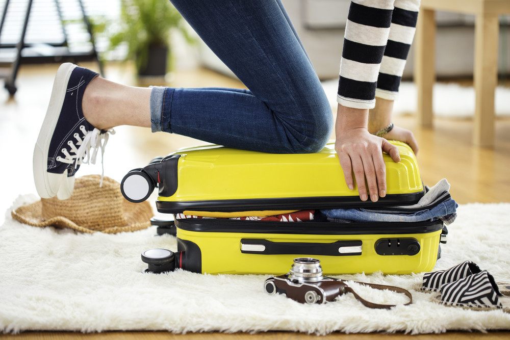 What to look for when buying a suitcase
