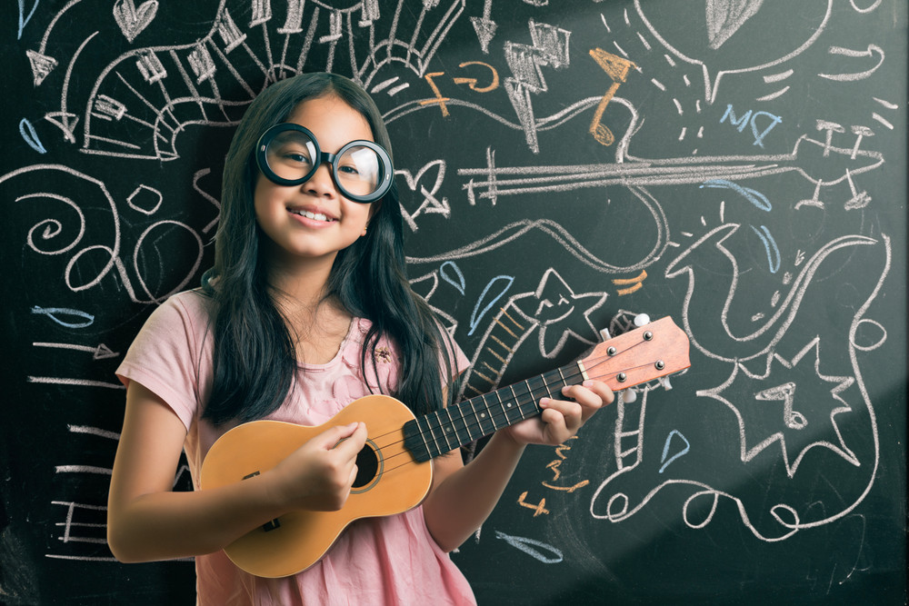 Think your child has musical intelligence? Here's how to find out