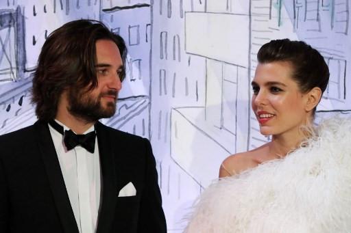 Daughter of Monaco's Princess Caroline weds 'Little Prince' producer