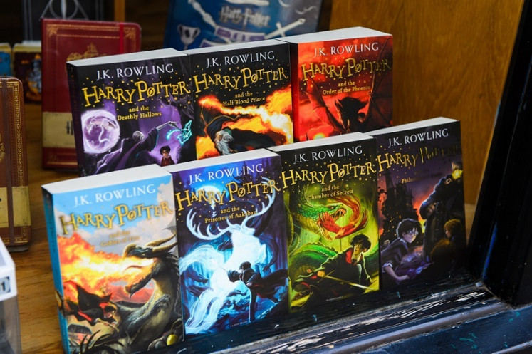 Harry Potter' makes you a better person, study suggests