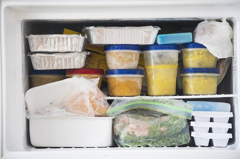 Foods you should not store in freezer
