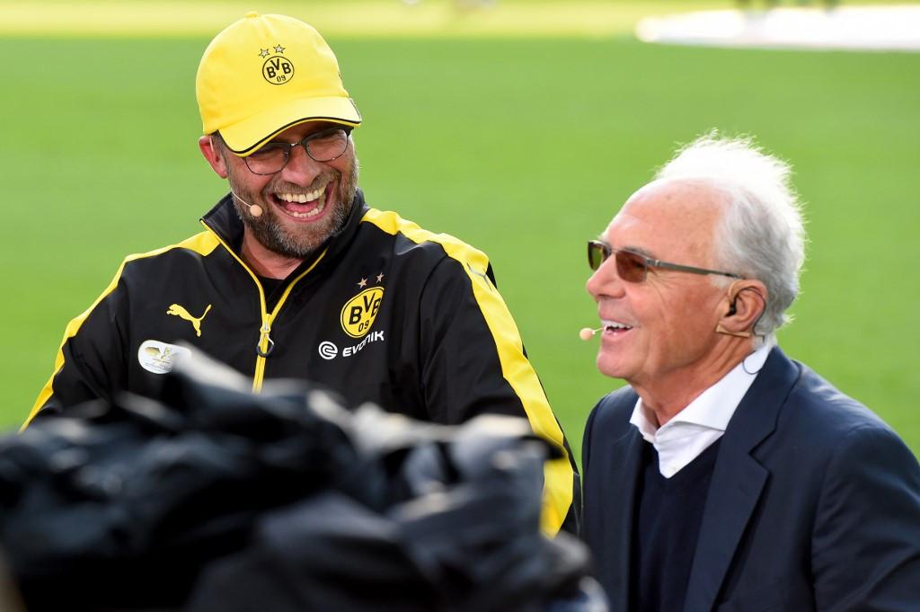 'I want to see Klopp at Bayern': Beckenbauer