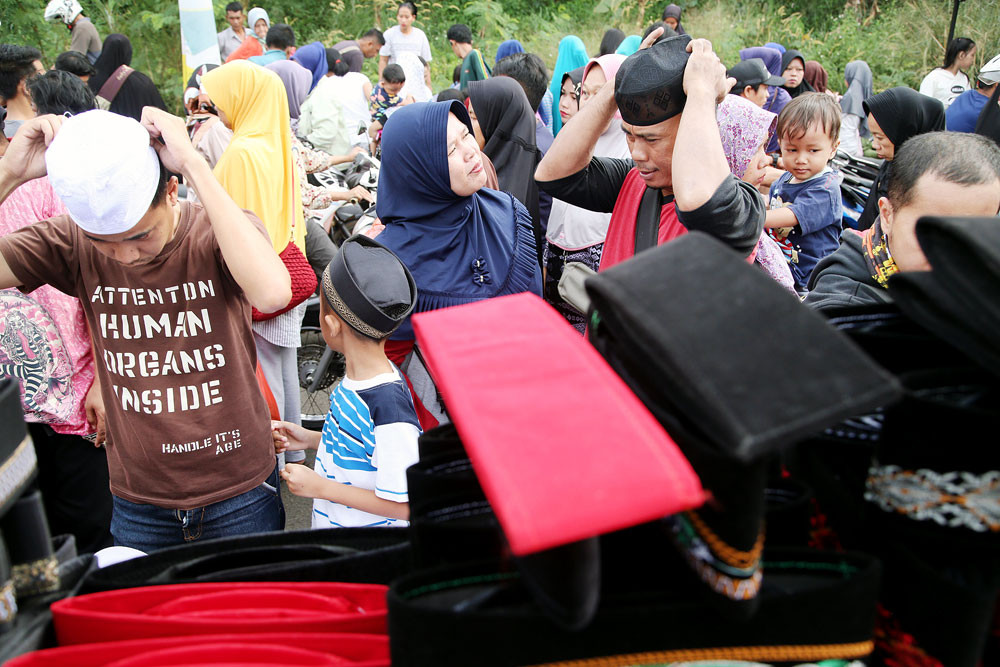 This Ramadan sees many angry, hungry Muslims