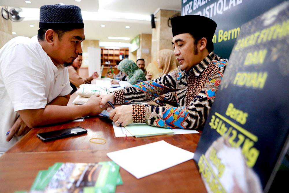 How digital innovation improves zakat collection