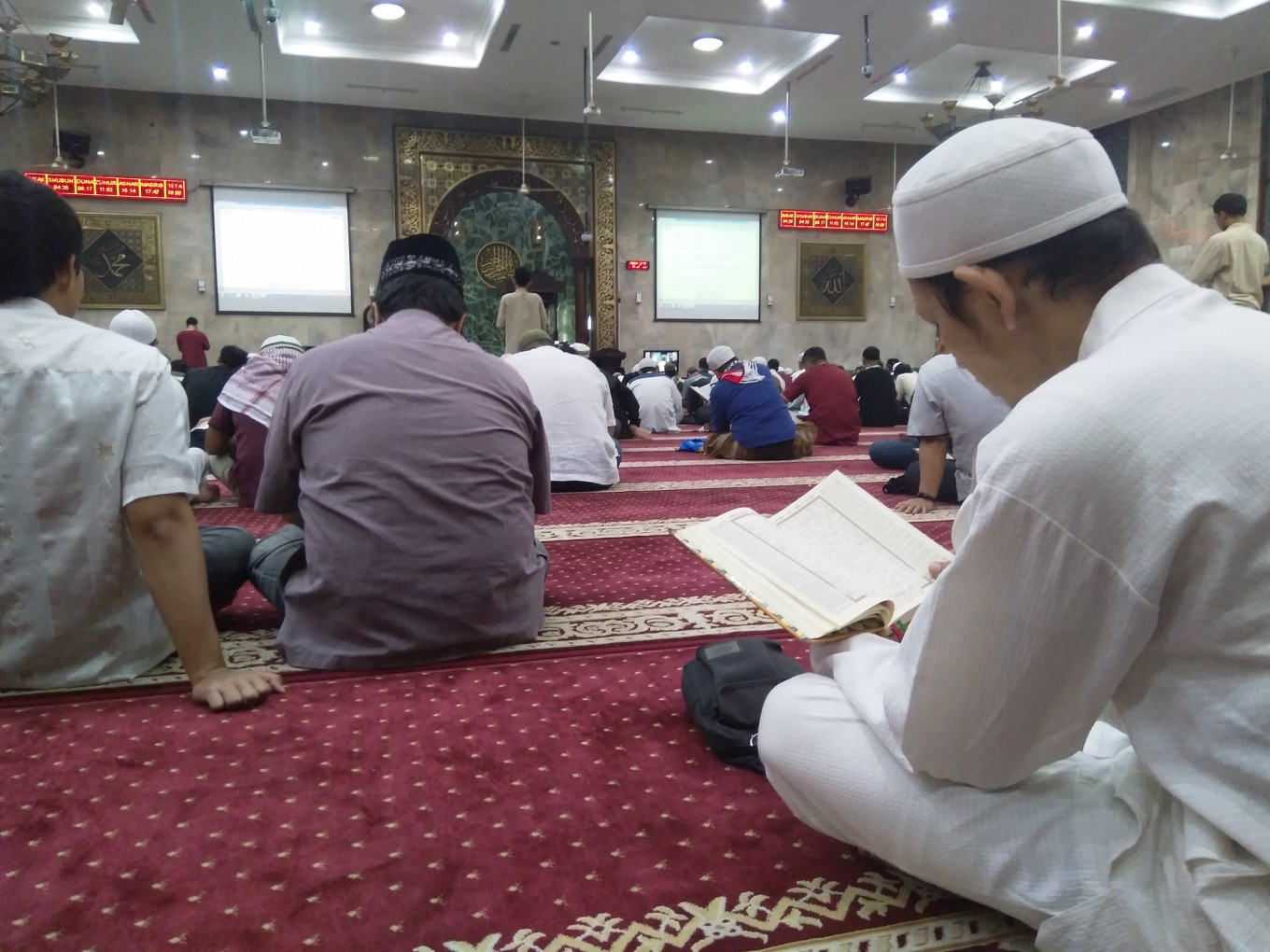 Ramadan in solitude: Religious ministry urges people to scrap joint iftar plans, mass Idul Fitri prayers
