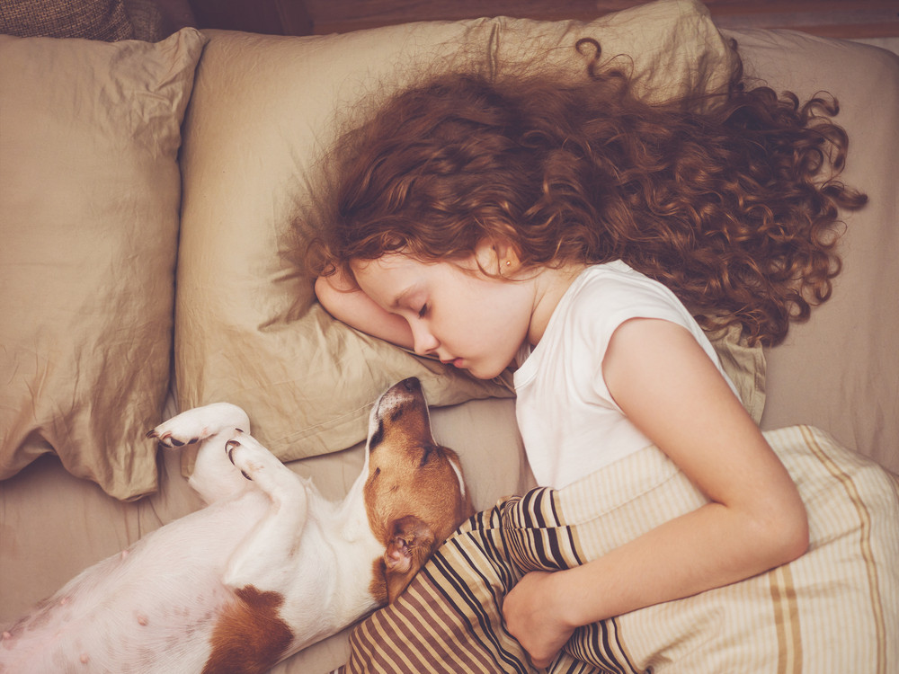 Is it safe to sleep with your pets?