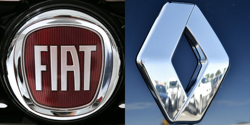 Renault to decide on merger talks with Fiat Chrysler
