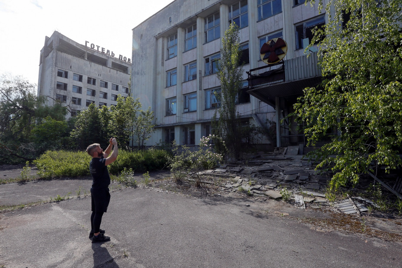 Chernobyl disaster site now tourist attraction