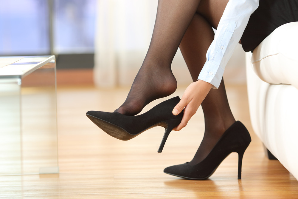 High heels at work are necessary, says Japan's labour minister