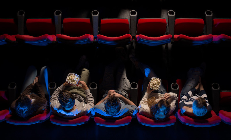 What's the best seat in a movie theater?