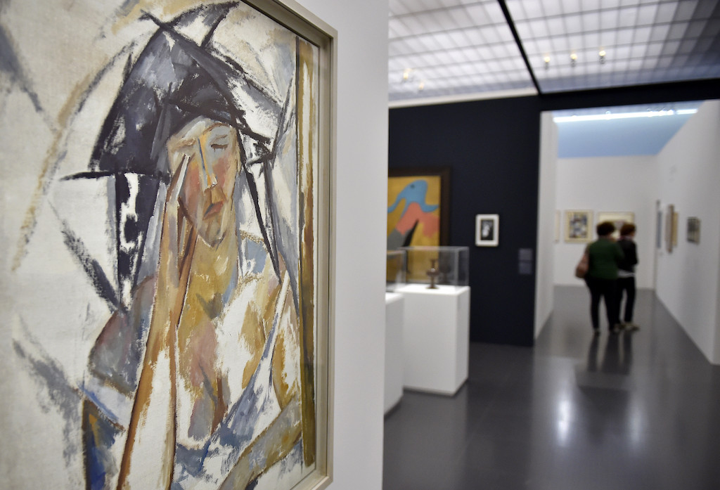 Dora Maar shakes off Picasso's shadow in new Paris show